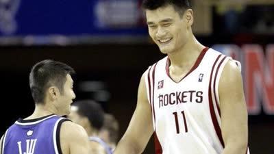 历史上的10月15日:中国首次举办NBA季前赛