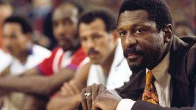 历史上的10月16日:拉塞尔成NBA史上首位黑人主帅