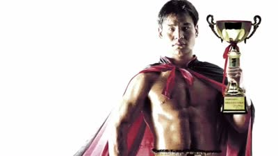 第一集《王者归来》  世界超级散打王争霸赛宣传片