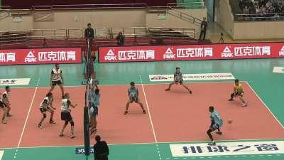 男排联赛-四川vs广东深圳国体 集锦