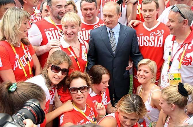 IOC主席已收悉普京关于俄运动员参与冬奥