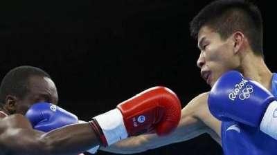被裁判偷走梦想 张宝健点评中国拳王吕斌的失利