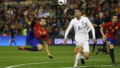 英格兰VS西班牙前瞻:凯恩缺席 索斯盖特欲借机转正