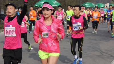 打造最具专业态度马拉松赛事 无锡马拉松19日开跑
