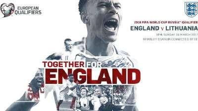【大名单】英格兰公布世预赛大名单:迪福重回国家队