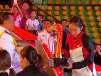 《羽球无极限》第112期 专访泰国女单领军人物因达农