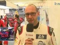 勒芒24小时耐力赛:乐视车队车手Nick采访