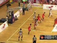 (精彩集锦)2016广东省男子篮球联赛第9轮 中山 80-68 江门