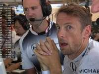F1匈牙利站FP1:阿隆索失控打滑 巴顿做鬼脸