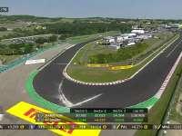 F1匈牙利站正赛:场边的汉密尔顿小车迷