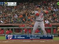 MLB常规赛 华盛顿国民vs旧金山巨人  全场录播(中文)