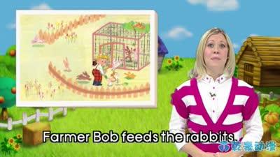 HB Kids英语故事儿歌 14.Good Morning, Farmer Bob!