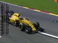 F1比利时站FP2全场回顾(现场声)
