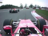 F1比利时站正赛:莱科宁不死心危险超维斯塔潘