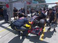 F1马来西亚站FP1(中文解说)全场回放
