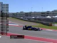 F1美国站FP2:车队通知阿隆索加快圈速