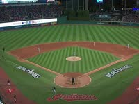 MLB世界大赛 芝加哥小熊 vs克利夫兰印第安人G1 全场录播(英文)