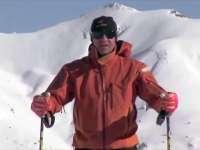 气质大叔教你双板滑雪 初学篇第三集犁式直滑
