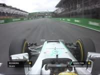 F1巴西站排位赛全场回放(现场声)