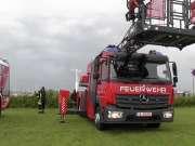 奔驰全新L32A-XS2.0消防云梯车展示