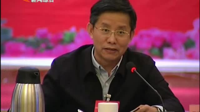 """连线省""""两会""""戴道晋参加益阳代表团集中讨论"""