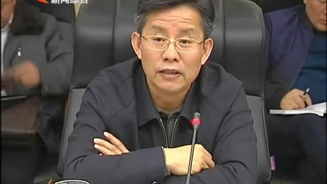 瞿海会见湖南建工集团董事长叶新平一行