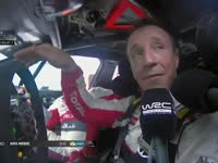 WRC瑞典站SS14:诺伊维尔刷新成绩米克再出发