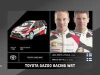 WRC瑞典站SS18全场回顾(英文解说)