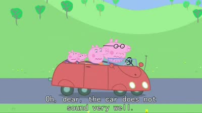 Peppa Pig 1_23 The New Car