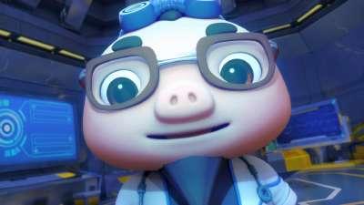 猪猪侠之超星萌宠1 第26集 公爵达克拉