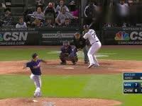 【5/12集锦】全垒打之战笑到最后 双城客场险胜白袜