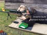 退役狙击手的日常,高精密狙击枪瞄准1000米开外的目标