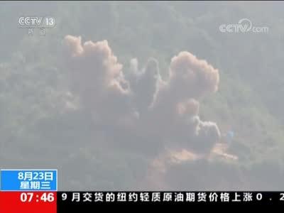 [视频]陆军:炮兵直瞄射击 检验精确毁伤