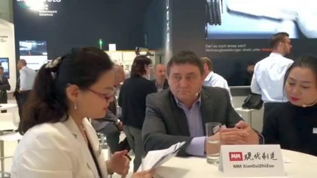 EMO2017:蓝帜采访视频2