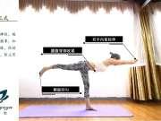 瑜伽视频教程初级-罗曼减肥瑜伽教程