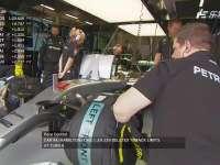 F1英国站排位赛Q3:汉密尔顿第一个飞驰圈被取消