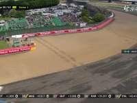 杀手弯系列!F1英国站正赛:哈尔延托1号弯退赛