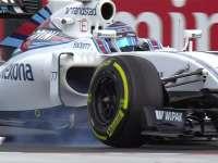F1匈牙利站FP1:博塔斯失误轮胎锁死