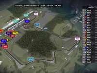 F1匈牙利站正赛全场回顾(GPS追踪)