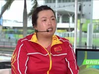 冯珊珊寄语国内高尔夫选手 保持兴趣终会成功
