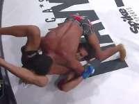 Bellator勇士格斗赛160 AJ麦基VS科迪