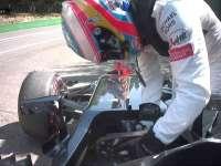 F1比利时站排位赛:阿隆索宕机回放好桑心