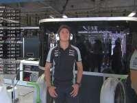 F1意大利站FP2 格罗斯让TR报告抓地力弱转向不足