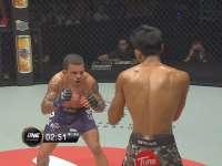 ONE冠军赛46吉隆坡站 亚戈VS苏巴