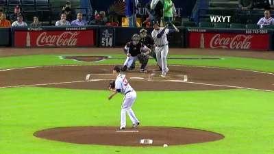 全垒打比拼更胜一筹 老虎客场拿下勇士