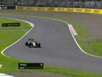 F1日本站FP1: 佩雷兹率先做出单圈