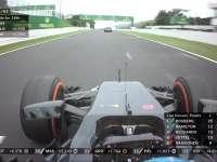 雪上加霜!F1日本站正赛 维斯塔潘TR后轮要撑不住啦