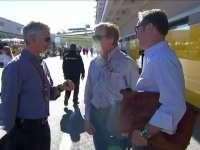 F1美国站FP3:达蒙希尔现身奥斯丁围场