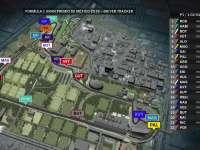 F1墨西哥站FP1全场回顾(GPS追踪)