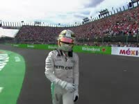 F1墨西哥站正赛赛后:汉密尔顿缩小积分差距